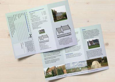 Algemene informatie flyer HKW, A4 gevouwen naar drieluik