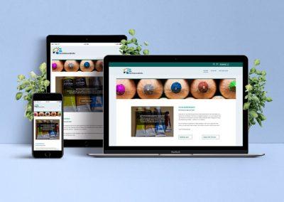 Webdesign en beheer forum schilderenenzo