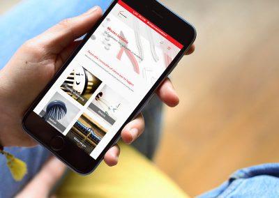 Design en realisatie website installatiebedrijf