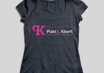 Ontwerp T-shirt opdruk