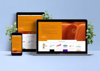 Realisatie website Vereniging CCZuid