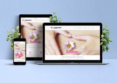 Website WomanCare.nu Echocentrum