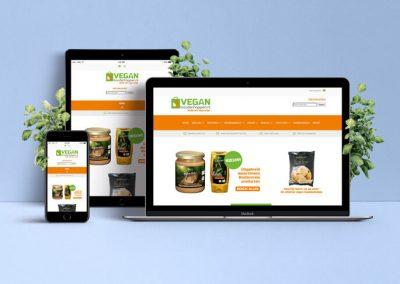 Webshop VeganBoodschappen.nl
